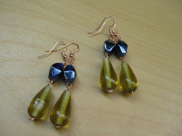 Insouciant Studios Lake Earrings 2 Pair Set