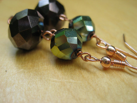 Insouciant Studios Woodland Earrings 2 Pair Set