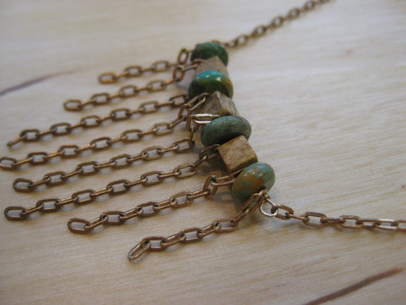 Insouciant Studios Desert Breeze Necklace