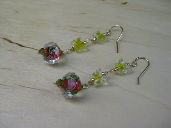 Insouciant Studios Butterfly Earrings