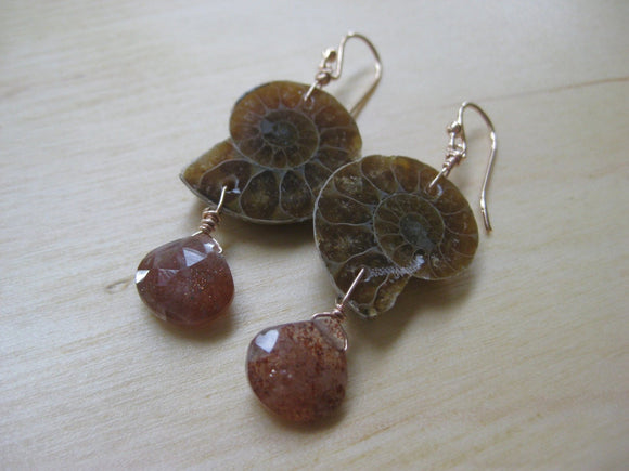 Suncatcher Earrings