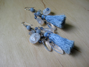 Insouciant Studios Frozen Earrings