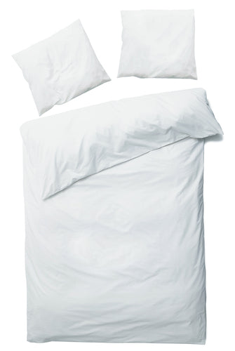 White 600 Thread Count Egyptian Cotton Duvet Cover
