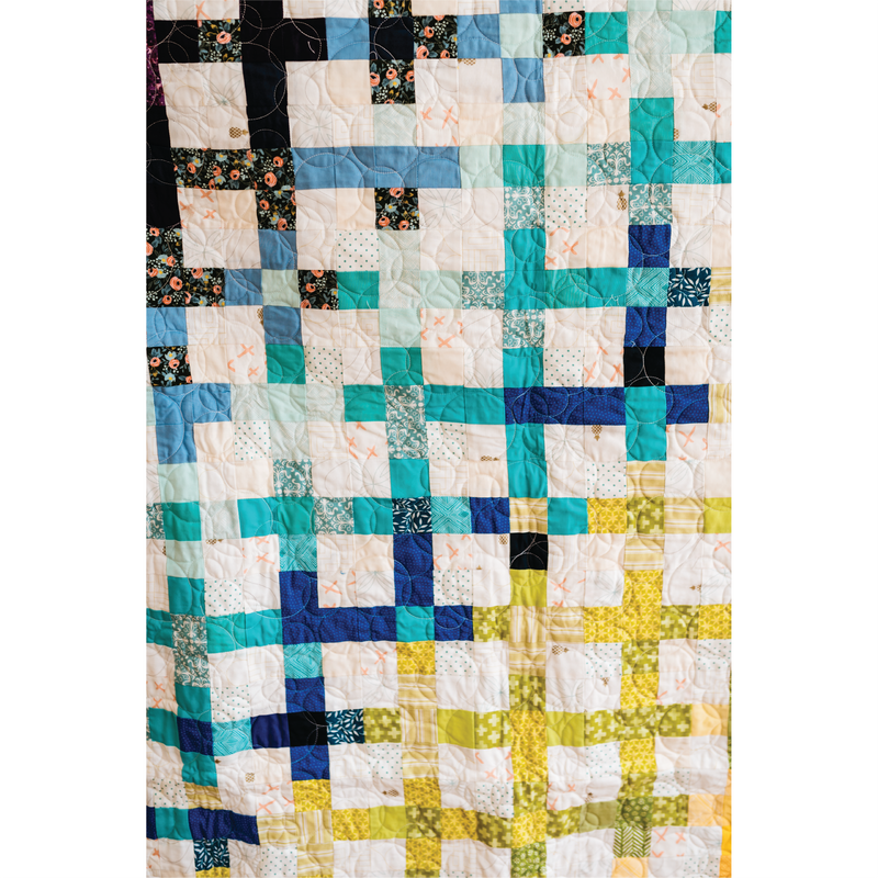 Create Your Own Scrappy Quilt