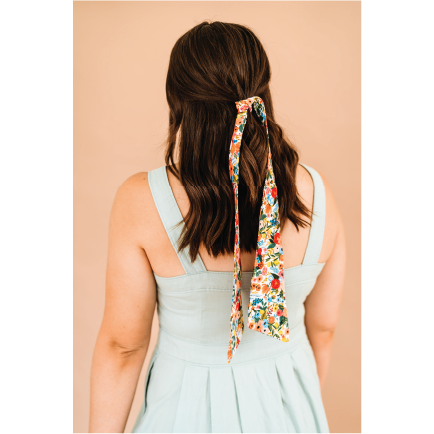 All Dolled Up Hair Tie & Scrunchie Pattern