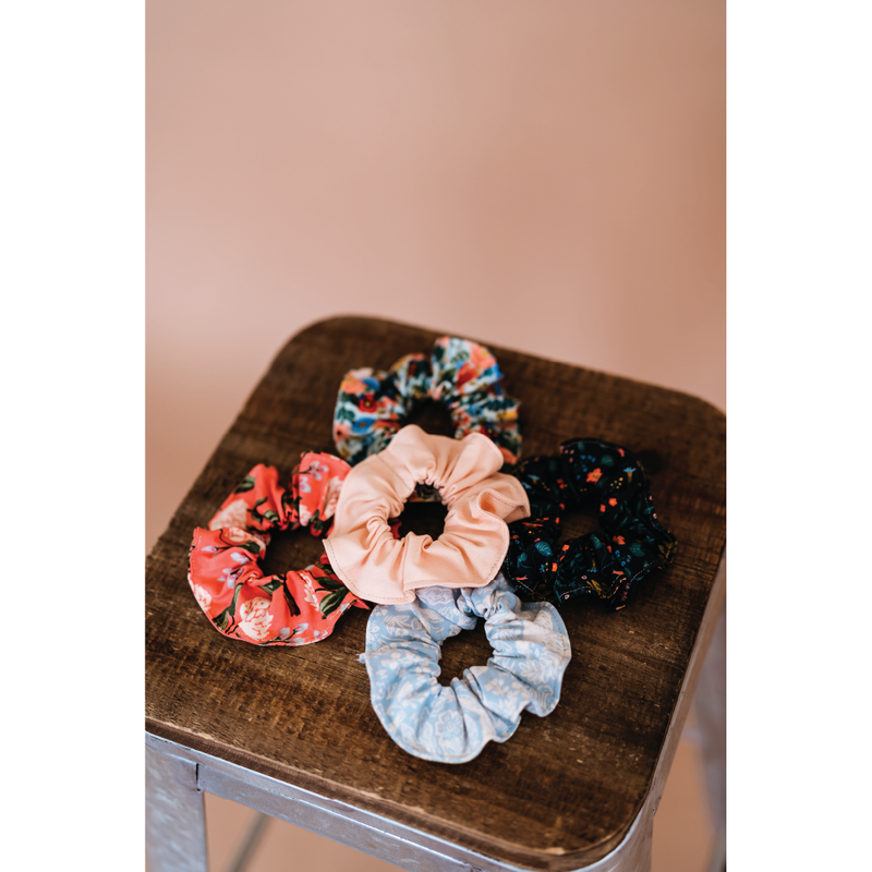 All Dolled Up Hair Tie & Scrunchie - PDF Pattern