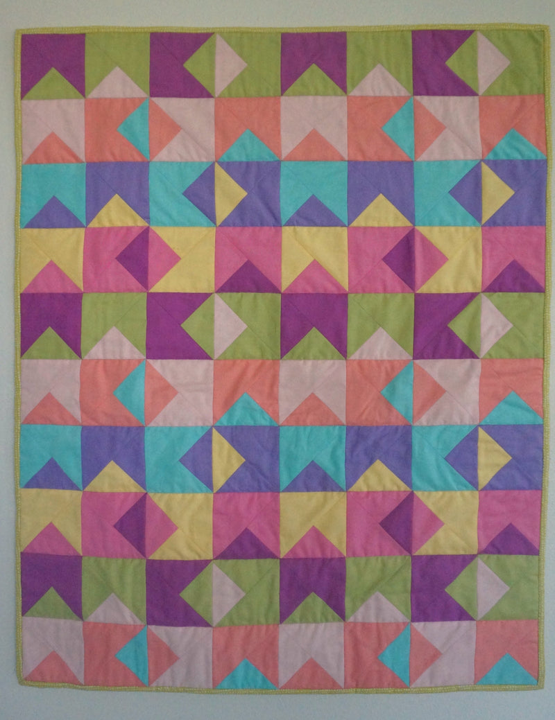 Charmed Quilt - PDF Pattern
