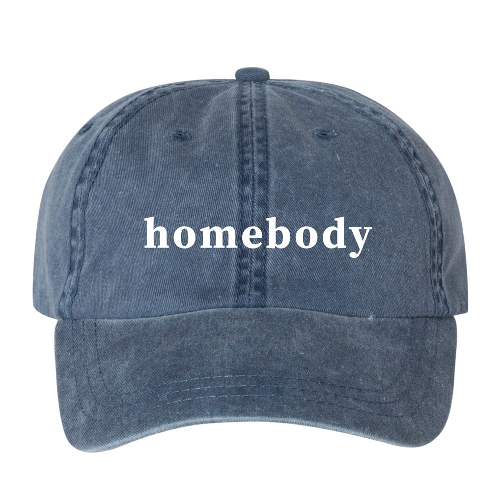 Homebody Embroidered Hat