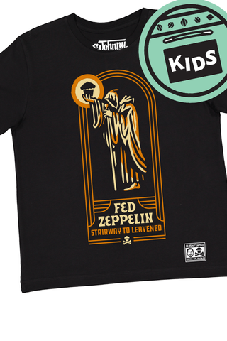 KIDS Fed Zeppelin