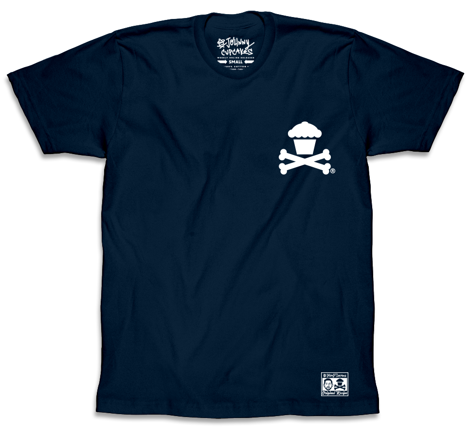 Basic Crossbones (Navy)