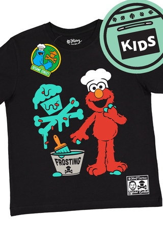 KIDS Elmo Loves His Frosting