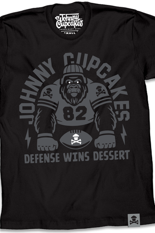 Dessert Wins Defense