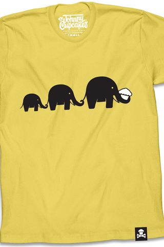 Elephant (Yellow)