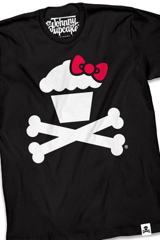 Hello Kitty Bow Crossbones