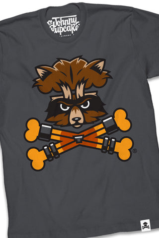 Raccoon Crossbones