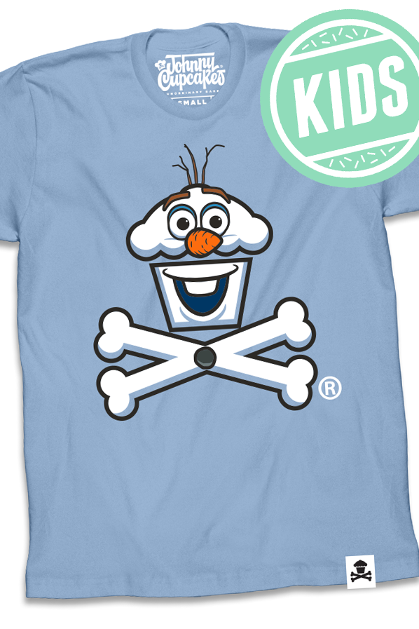 Carrot Nose Crossbones Kids