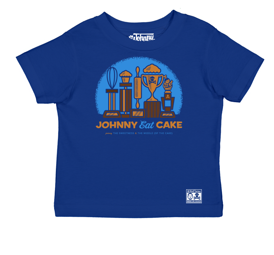 KIDS Johnny Eat Cake
