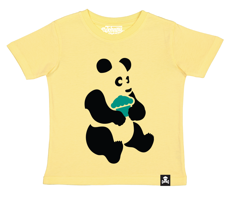 Panda Kids (Yellow)