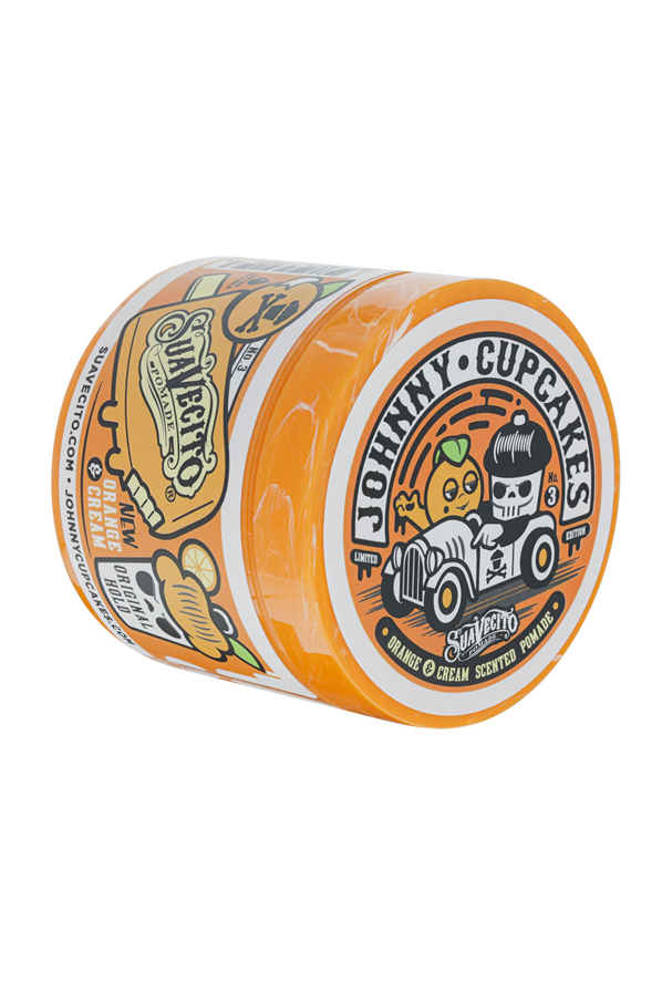 Original Hold Suavecito Pomade (Orange & Cream)