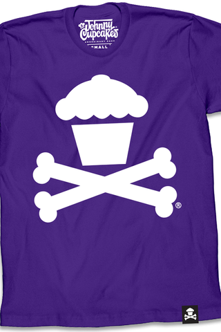 Crossbones (Purple)