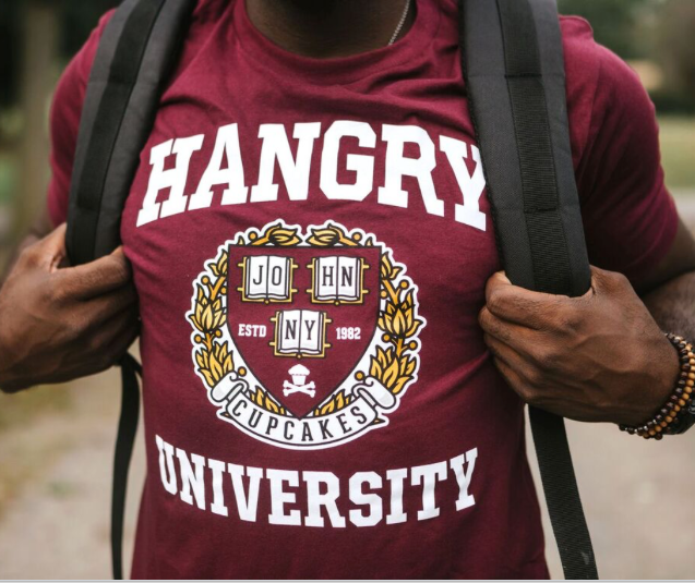 Hangry University (BOSTON EXCLUSIVE)