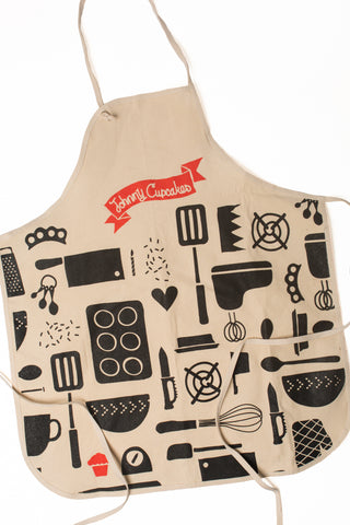 Baking Utensils Apron
