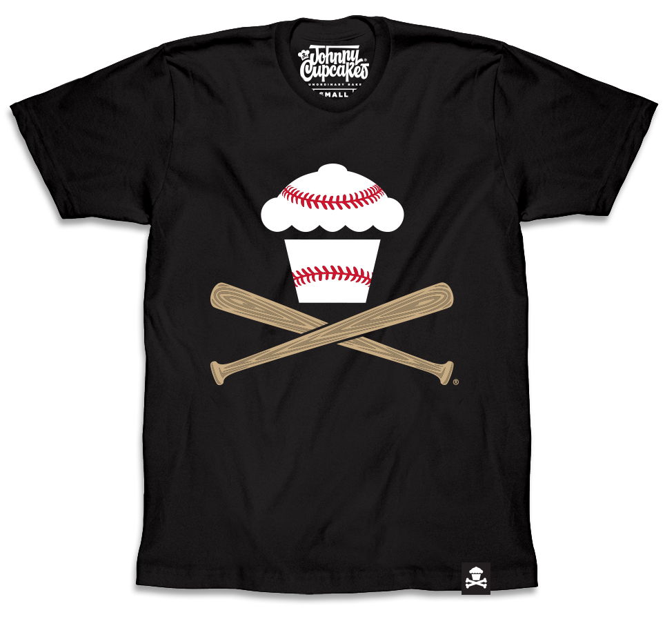 Baseball Crossbones (BOSTON EXCLUSIVE)