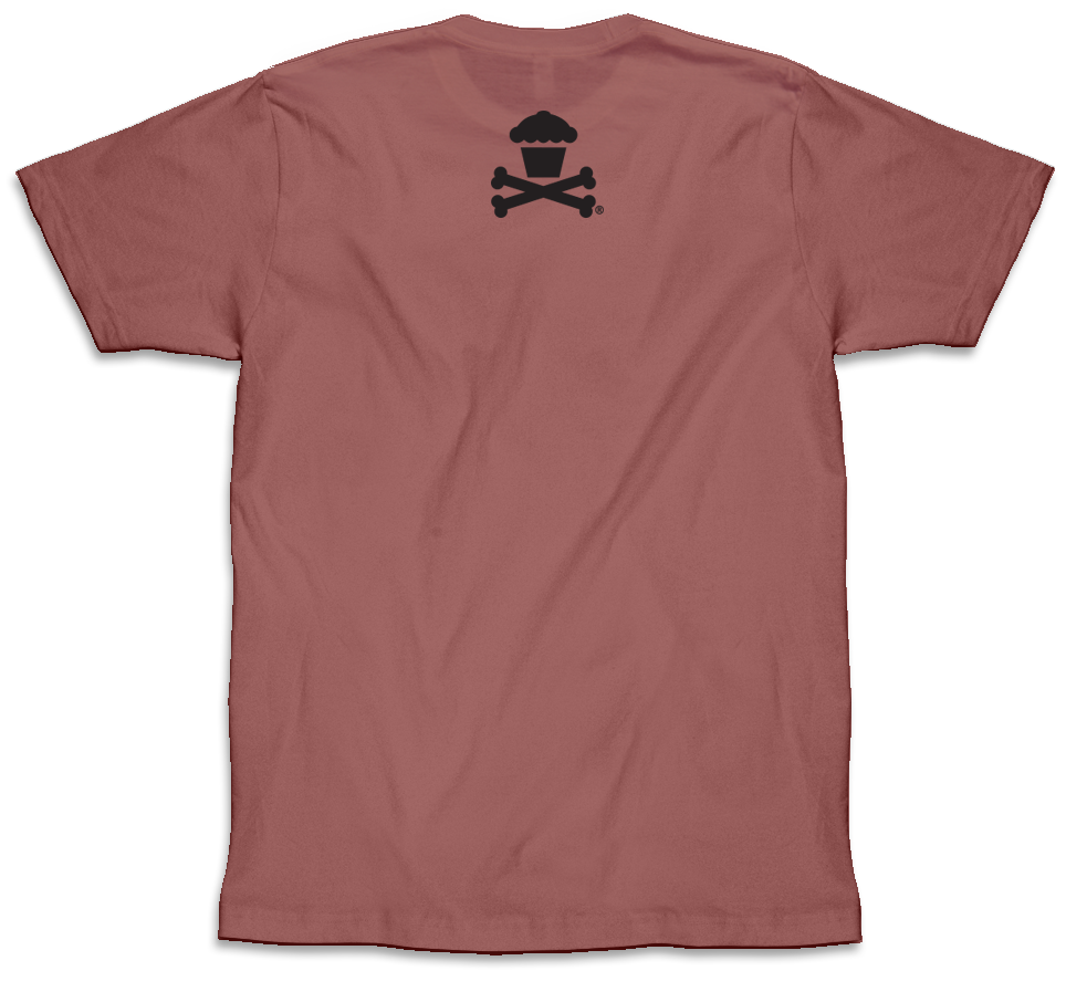 Basic Crossbones (Mauve)