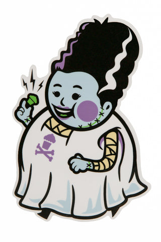 Big Kid Bride Sticker