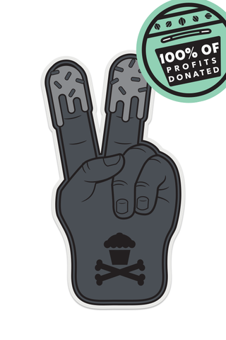 Johnny Cupcakes Says Black Lives Matter Sticker