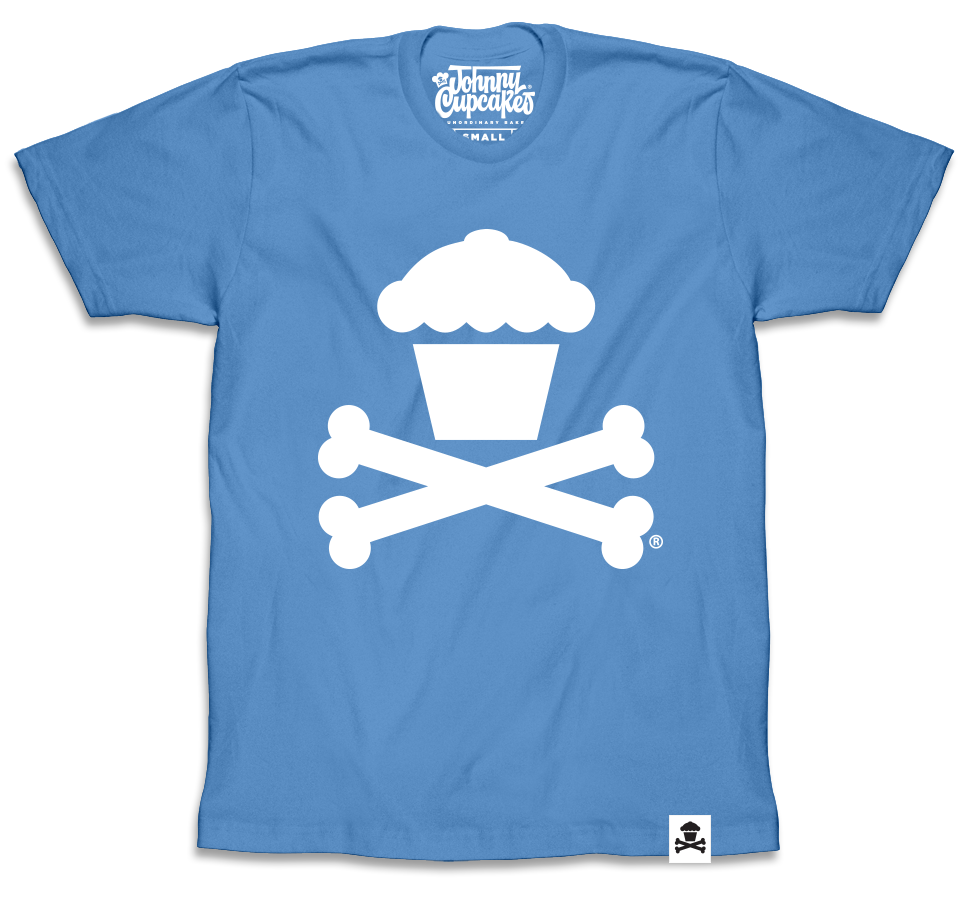 Blue/White Crossbones Kids