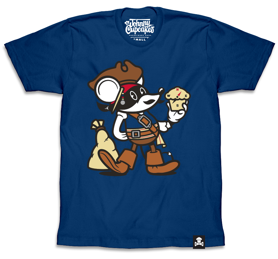 WOMEN'S DAY SALE - Capn' Johnny Mouse