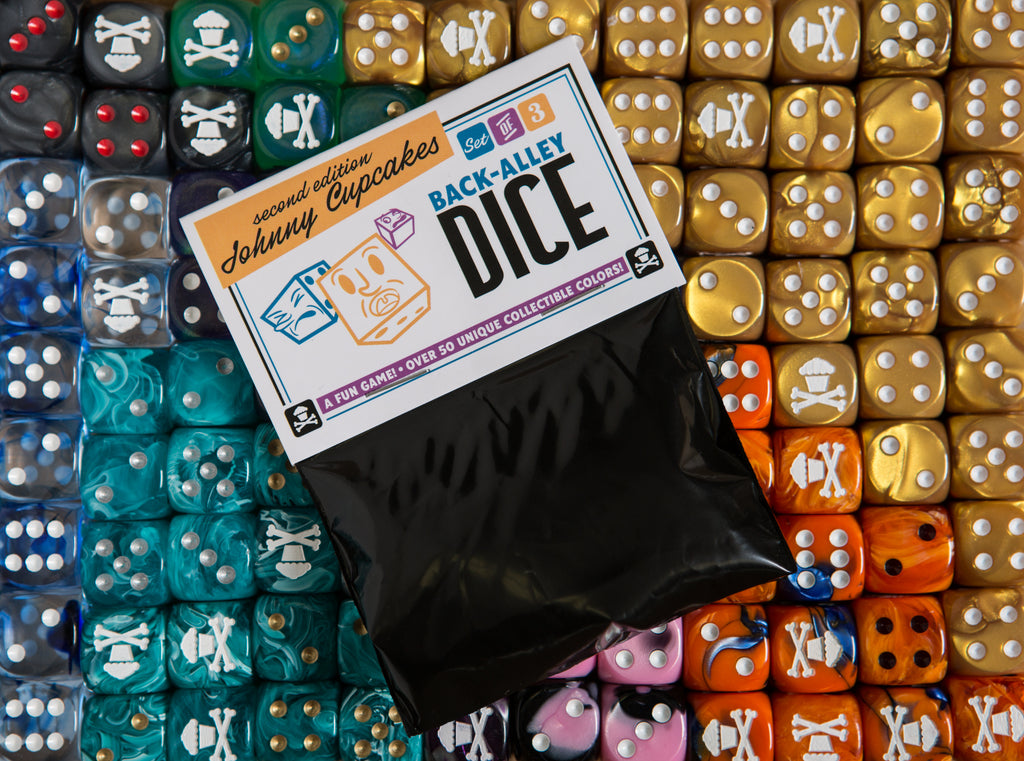 Back-Alley Dice