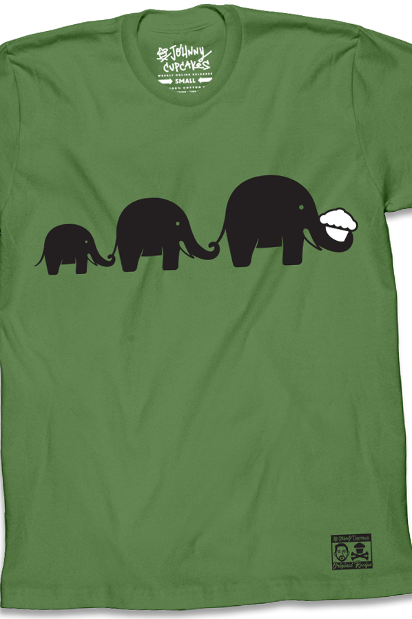 Elephant (Leaf Green)