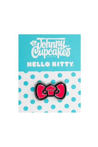 Hello Kitty Bow Enamel Pin