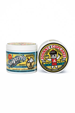 Firme/Strong Hold Suavecito Pomade (Coconut)