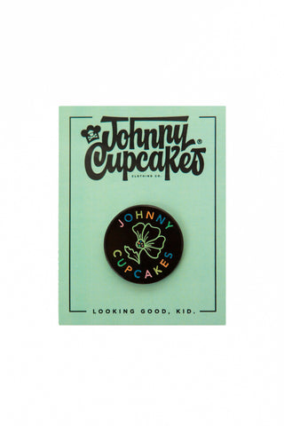 Flower Cake Enamel Pin