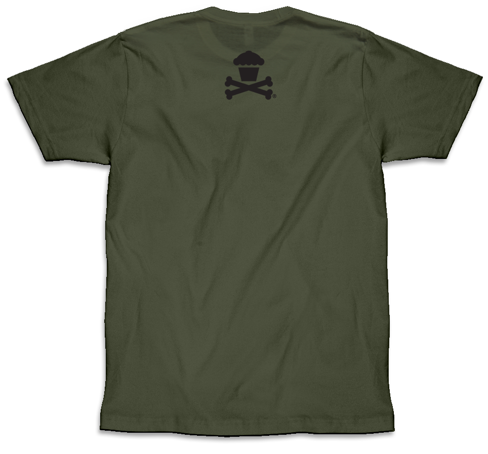 Basic Crossbones (Green)