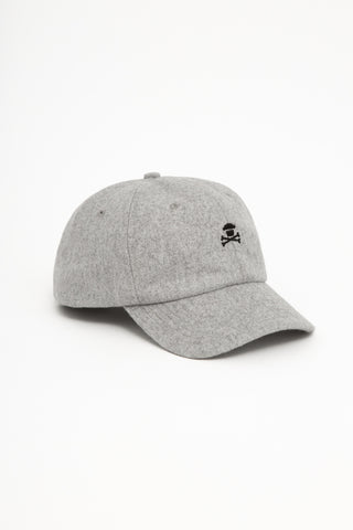 Mini Crossbones (grey) Snapback
