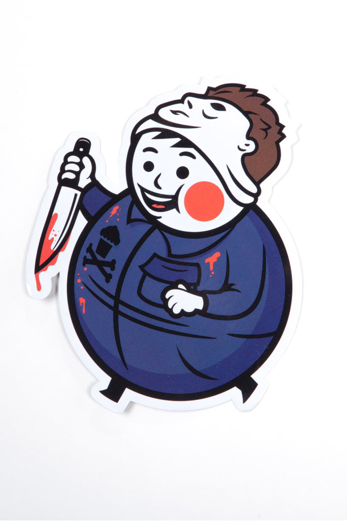 Big Kid Mikey Sticker