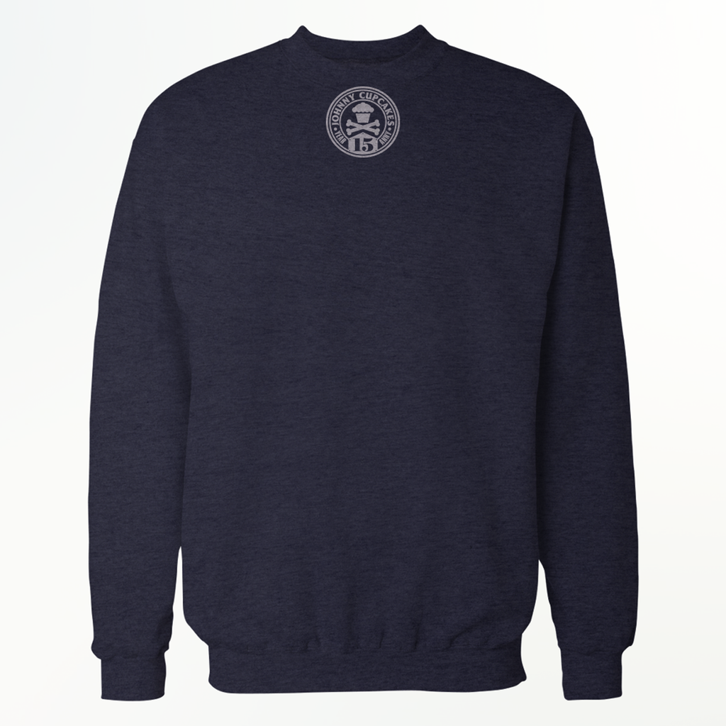 Good Times Crewneck (Navy Tri-Blend)