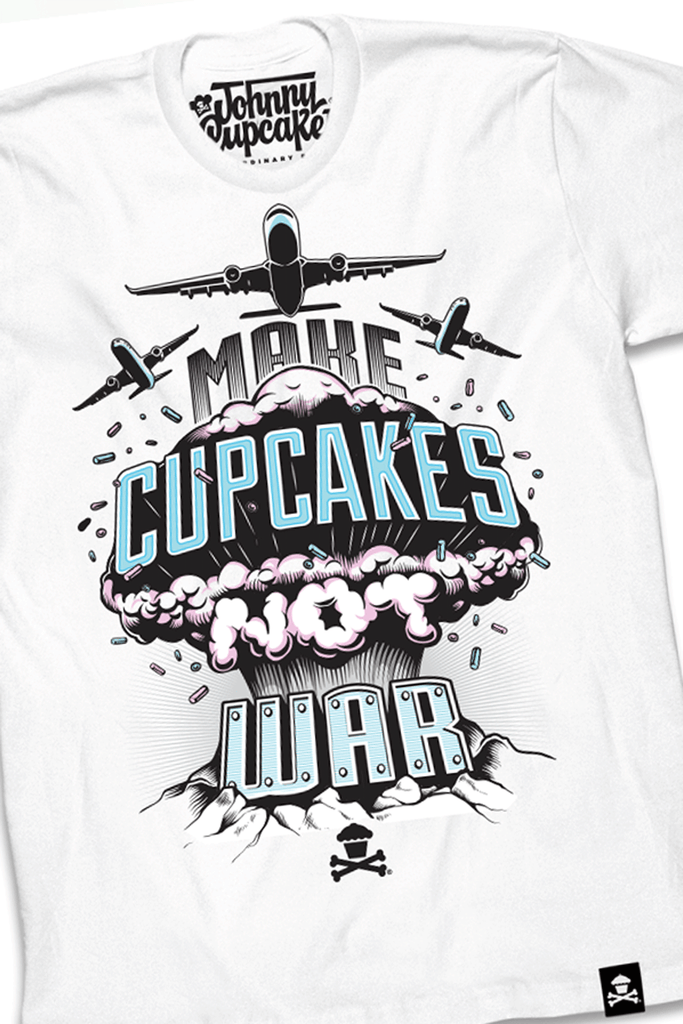 Make Cupcakes Not War