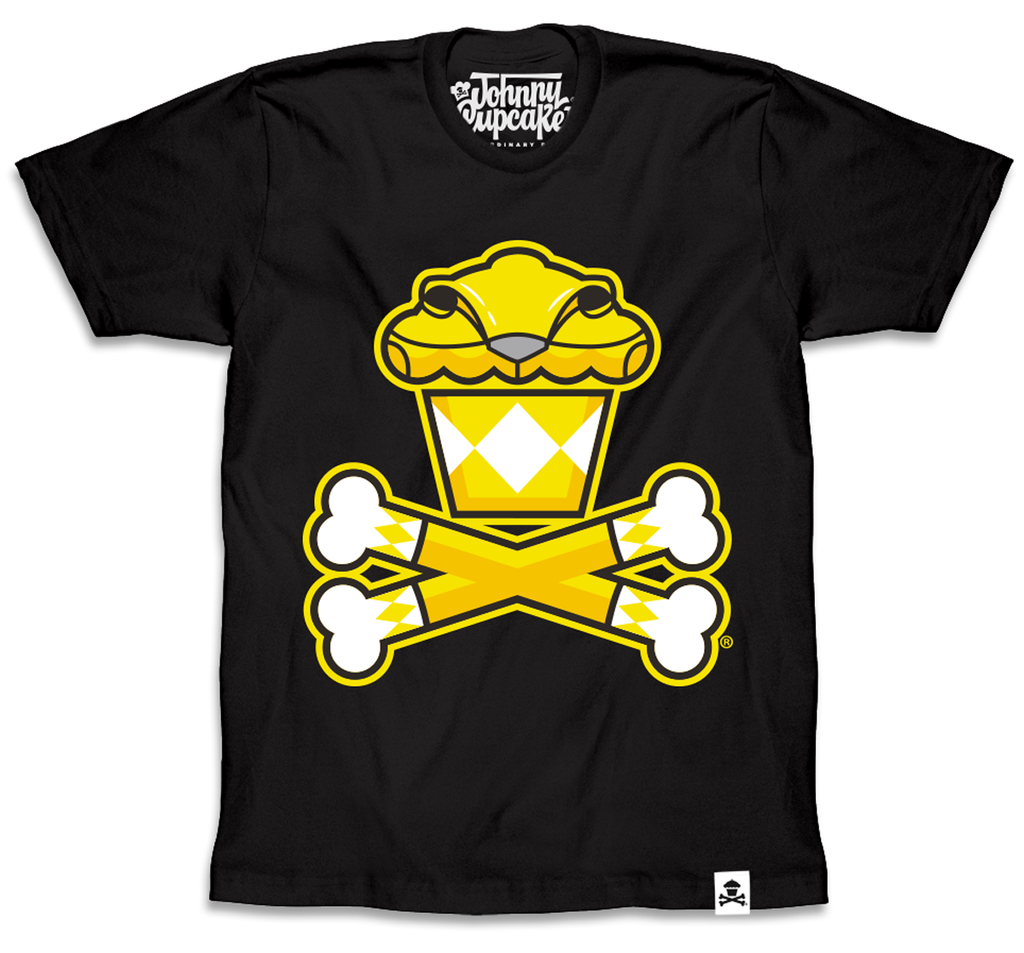 Power Rangers Yellow Ranger Crossbones