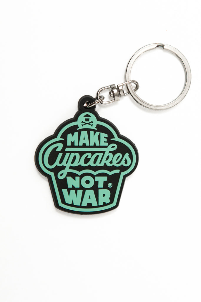 Mint War Keychain