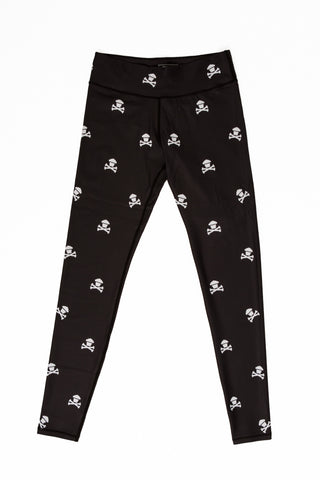 Classic Crossbones Leggings