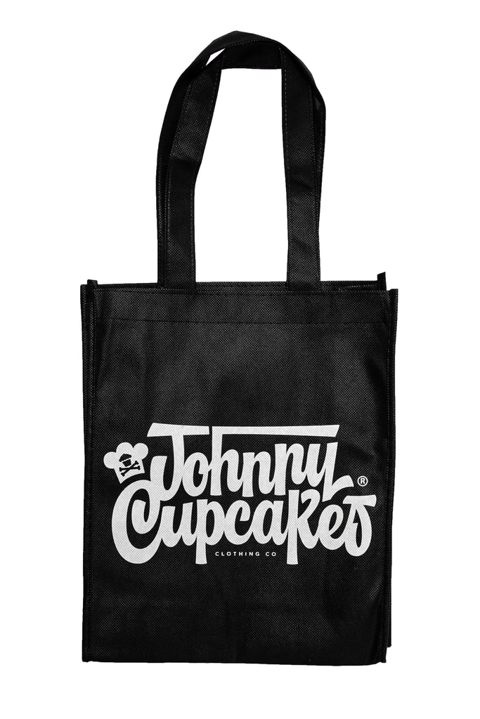 Mini Script Shopping Tote