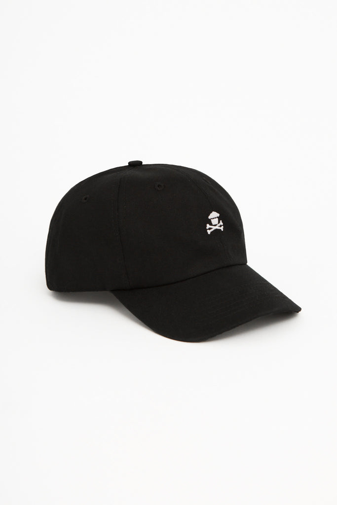 Mini Crossbones (black) Snapback