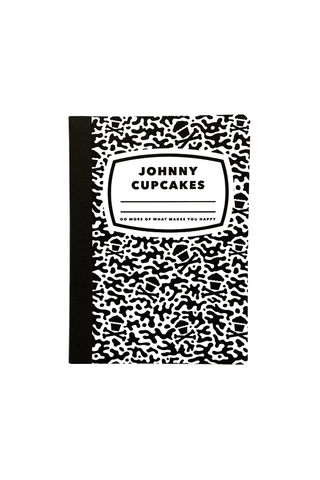 Mini Composition Notebook