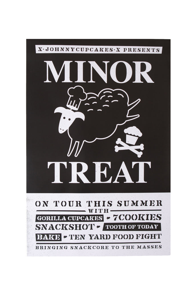 Minor Treat Poster