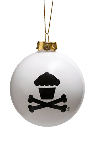Crossbones Ornament